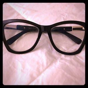 MCM. Black frames